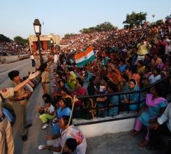 India-Pakistan Border Ceremony 3985764583[H]