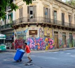San Telmo Street Scene 8404776585[H]