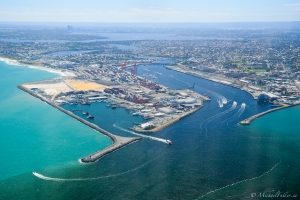 Freo Port and Perth City