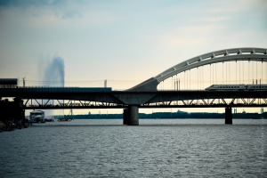 Bullet Train, New Bridge, Old Bridge