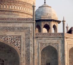 Sunning the Taj 4140044129[H]
