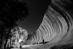 Australia - Midnight at Wave Rock 8053646157[H]