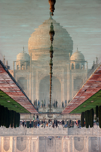 Taj Mahal (Agra, China)