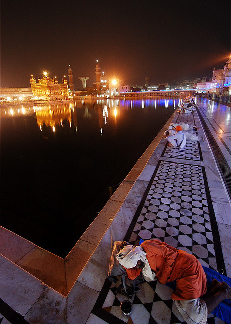 Golden Temple (Amritsar, India)