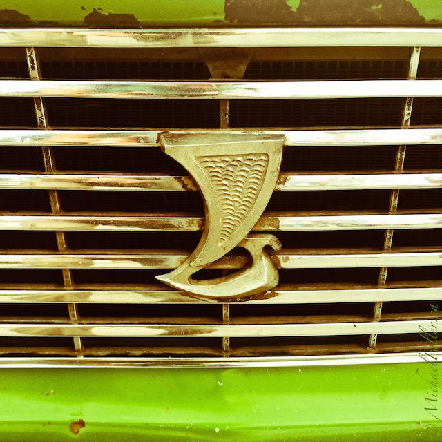 Lada logo Kyrgyzstan