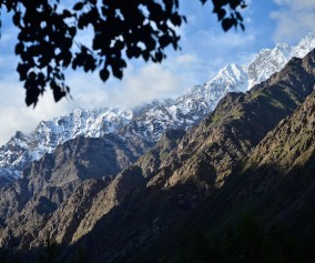 tajikistan mountains