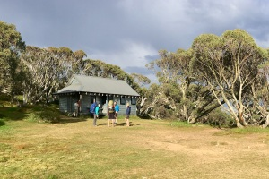 Federation Hut, Mount Feathertop