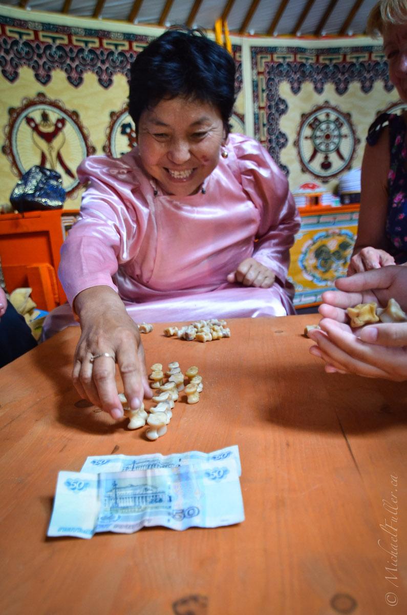 Buryat Gambling
