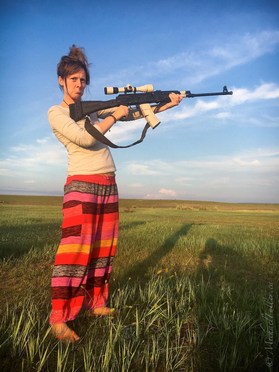 Sniper-in-Training