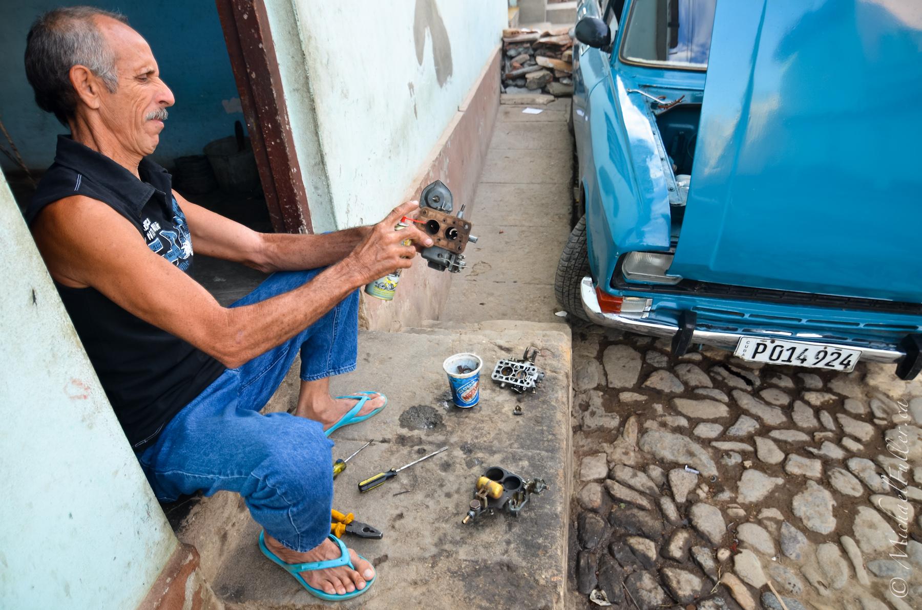 Lada Repair