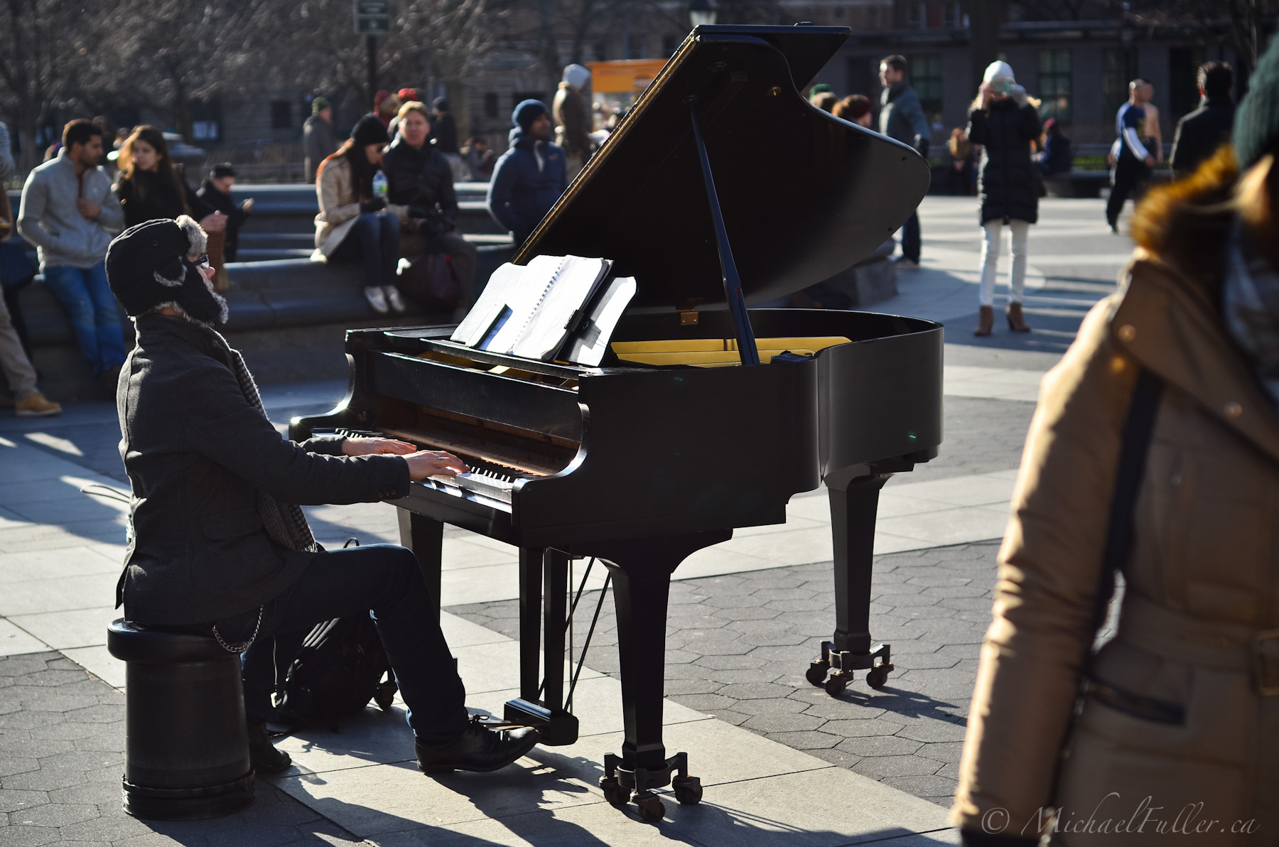 """Crazy Piano Guy"""