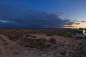 Somewhere on the Utah/Arizona border