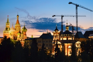 Kremlin and Red Star