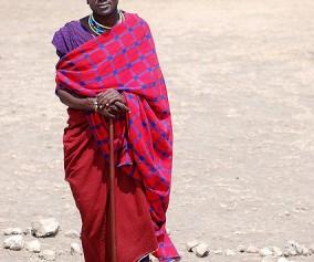 masai chief's son