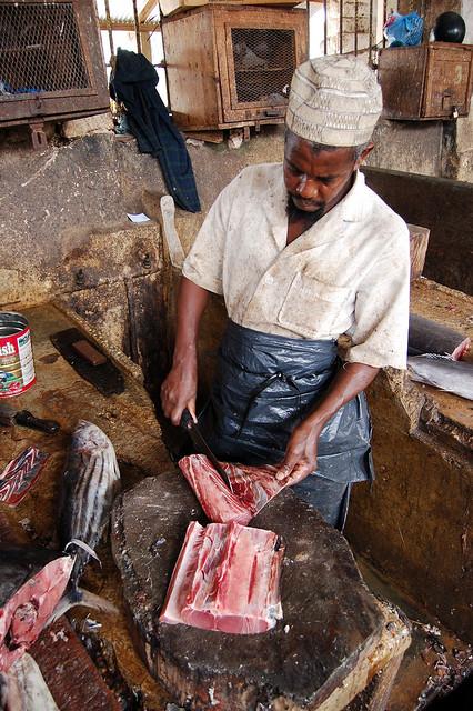 Fish in Zanzibar