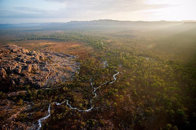 Sunrise at Minkinj Valley, Kakadu National Park, NT
