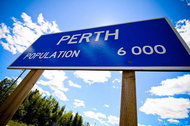 It remains to be seen which Perth is more exciting. But at least this one is walkable.