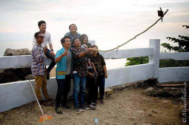 original selfie stick