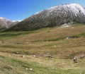 karakol valley trekking