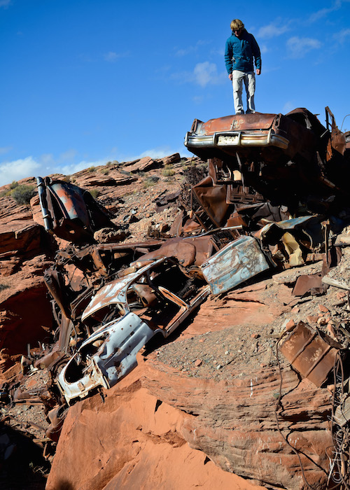 Car Wreck Canyon,